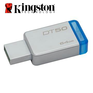 【64G】Kingston金士頓DataTraveler50 USB 3.1隨身碟