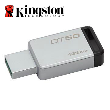 【128G】Kingston金士頓DataTraveler50 USB 3.1隨身碟