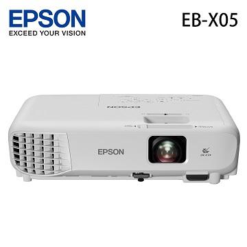 EPSONEB-X05亮彩商用投影機