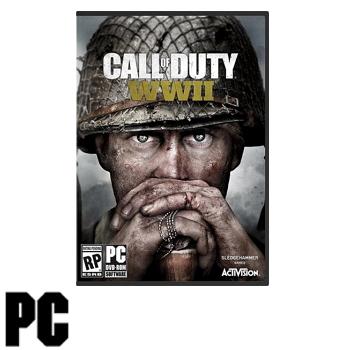 PC 決勝時刻:二戰 Call of Duty: WWII 中英文亞版(PC COD WWII)