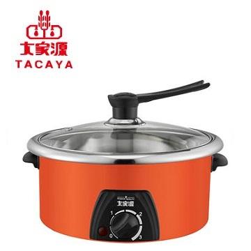 大家源4L 304不鏽鋼料理鍋