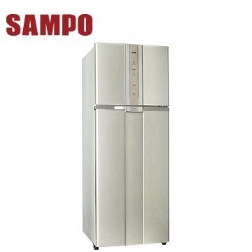 聲寶 460公升雙門變頻冰箱