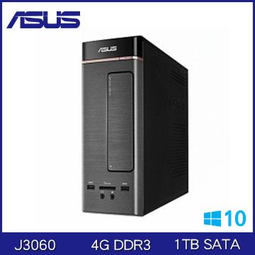 【福利品】ASUS K20CE J3060桌上型主機