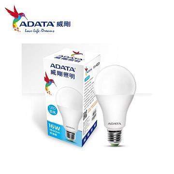 ADATA 威剛16W大角度LED球泡燈-白光(AL-BUA19C1-16W65C)