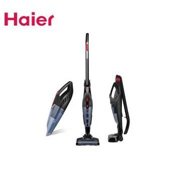 Haier 無線2in1直立式吸塵器(HEV6600B(武士黑))