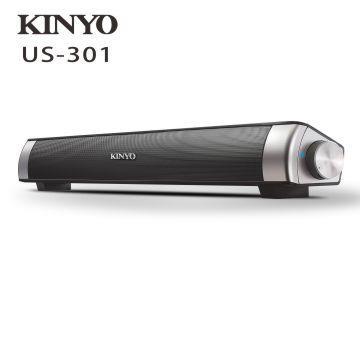 【拆封品】KINYO SoundBar多媒體音箱