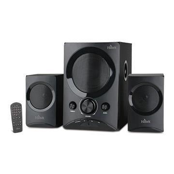 Hawk 08-HGS450 雷鳴之音 2.1聲道三件式藍牙多媒體喇叭(08-HGS450)