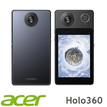 Acer 宏碁 HoLo 360智慧型全景相機 - 黑色