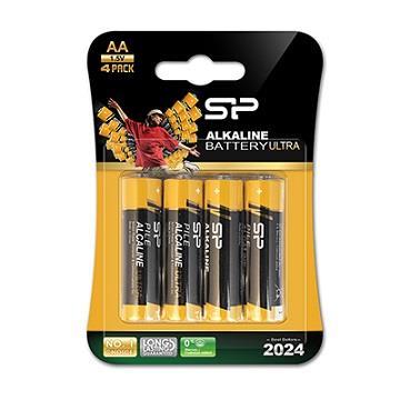 廣穎鹼性電池4號4入(SPAL03ABAT04CV1K)