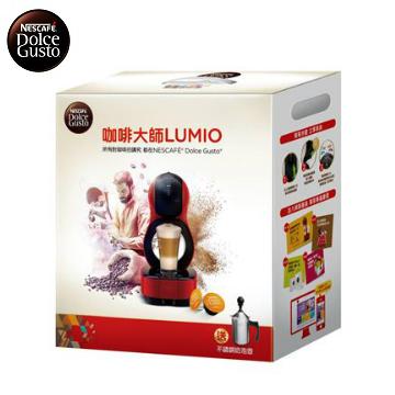雀巢咖啡大師新春禮盒-Lumio