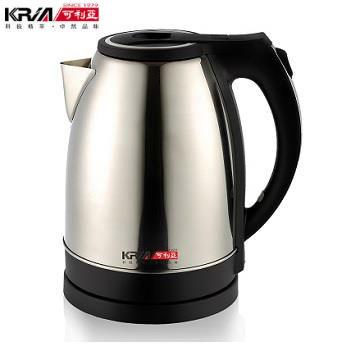 【福利品】可利亞2.2L分離式不鏽鋼電水壺(KR-303N)