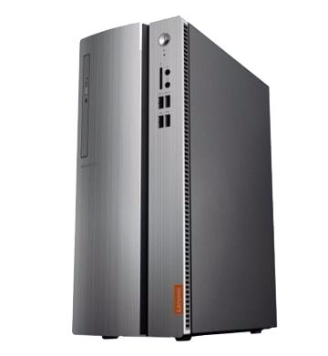 LENOVO IdeaCentre 510 i5-7400 GT730-2G 2TB-SATA3桌上型主機(IC 510_90G800JVTV)