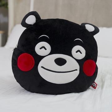 艾拉 熊本熊背包空調毯