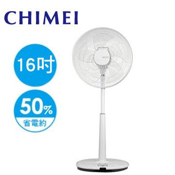 CHIMEI 16吋DC馬達ECO遙控擺頭立扇(DF-16D500)