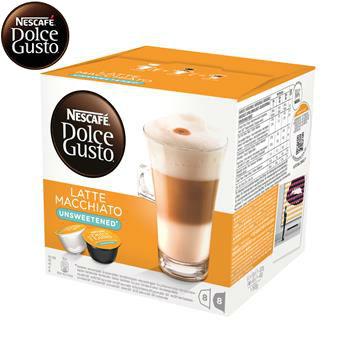 雀巢咖啡膠囊-無糖拿鐵(無糖拿鐵)