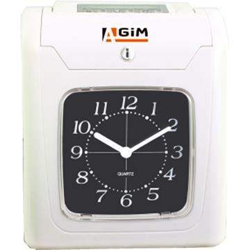 AGIM 六欄位多功能打卡鐘