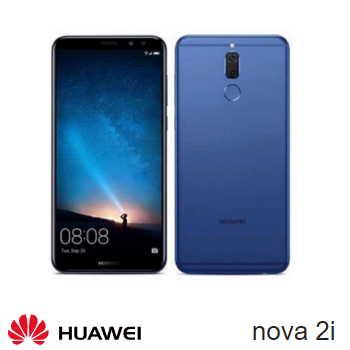 【4G / 64G】HUAWEI Nova2i 5.9吋智慧型手機網美機 -  極光藍