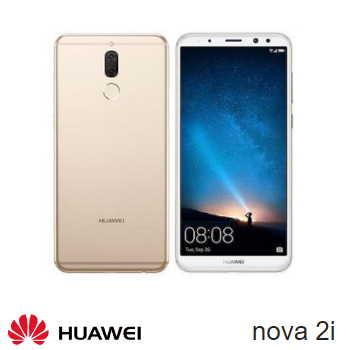 【4G / 64G】HUAWEI Nova2i 5.9吋智慧型手機網美機 - 流光金