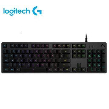 羅技G512幻焰之戰RGB機械式遊戲鍵盤