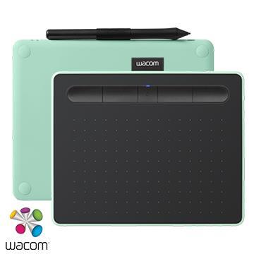 【M】WacomIntuosComfortPlus藍牙繪圖板-綠色