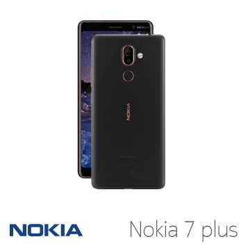 【4G / 64G】Nokia 7 Plus 6吋八核心智慧型手機 - 月蘊黑