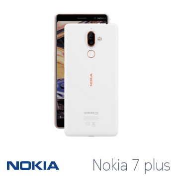 【4G / 64G】Nokia 7 Plus 6吋八核心智慧型手機 - 穹蒼白