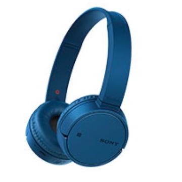 SONY WH-CH500無線藍牙耳罩式耳機-藍