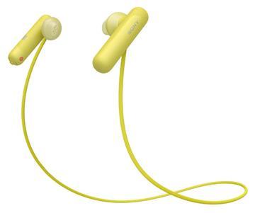 SONY WI-SP500無線藍牙運動耳機-黃(WI-SP500/Y)