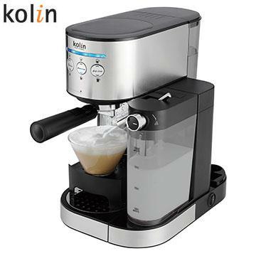 歌林義式濃縮奶泡咖啡機(KCO-LN405C)
