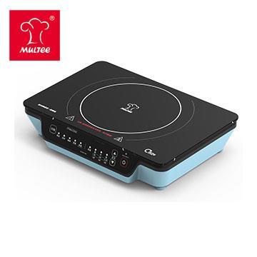 摩堤 A4 PLUS 1200 IH智慧電磁爐 淺藍色