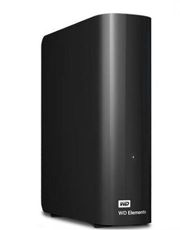 WD3.5吋6TB外接硬碟(ElementsDesktop)