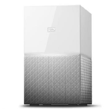 WD 6TB(3TBx2)NAS系統(My Cloud Home Duo)