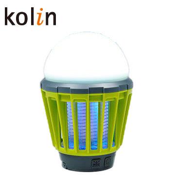 歌林2in1電擊式行動捕蚊燈