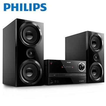 [優質福利品]PHILIPS藍牙/USB組合音響