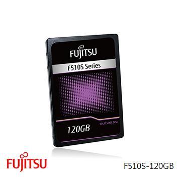 【附外接盒】120G Fujitsu 2.5吋SSD固態硬碟(F510S系列)