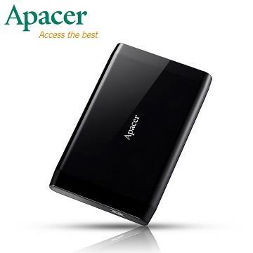 【拆封品】【1TB】宇瞻 Apacer 2.5吋行動硬碟(AC235)