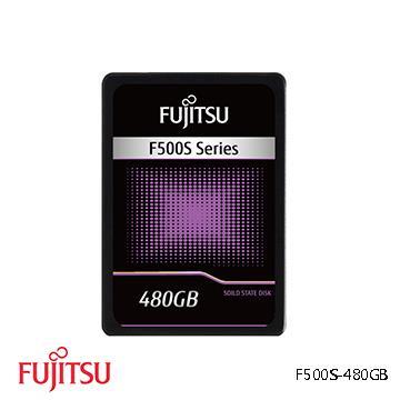 【拆封品】【480G】Fujitsu 2.5吋SSD固態硬碟(F500S系列)