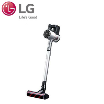 LG A9+ 快清式手持無線吸塵器(銀色雙電池)(A9PBED2X)