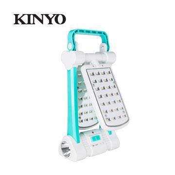 KINYO 太陽能多合一露營燈