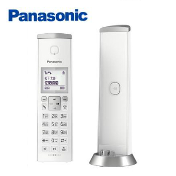 Panasonic時尚美型中文輸入數位無線電話