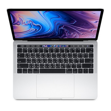 "【13.3""銀色】【256GB】MacBook Pro with Touch Bar 2.3G 4核 /8G/IIPG655/"
