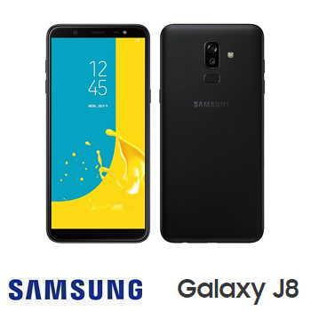 【3G / 32G】SAMSUNG Galaxy J8 6吋智慧型手機 - 黑色