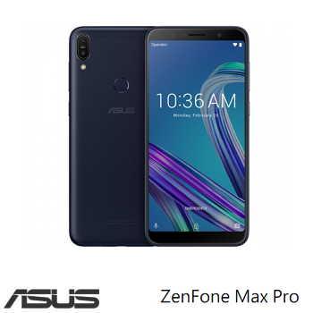 【3G / 32G】ASUS ZenFone Max Pro 6吋大電量智慧型手機 - 宇宙黑