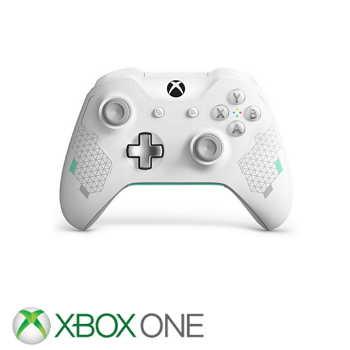 【特別版】XBOX ONE Sport White (女武神)無線控制器