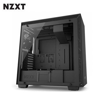 NZXT恩傑 H700 MID-TOWER 電腦機殼-黑