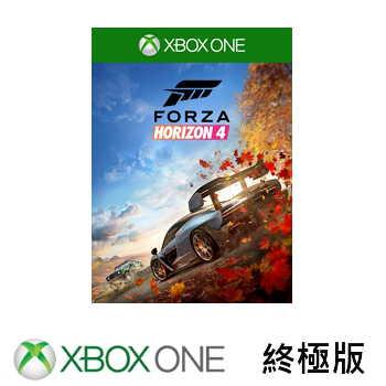【終極版】XBOX ONE 極限競速:地平線4 Forza Horizon 4