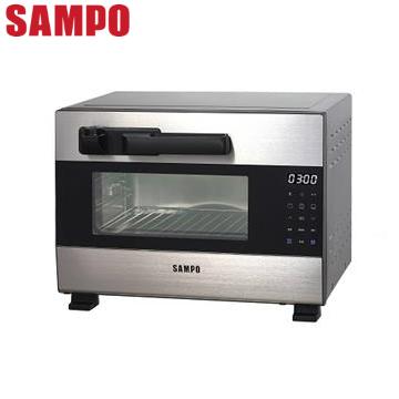 聲寶28L微壓力電烤箱(KZ-BA28P)