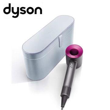 Dyson Supersonic吹風機(附銀色精裝收納盒)(HD01(桃紅色))