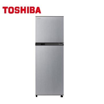 TOSHIBA 231公升變頻雙門冰箱(GR-A28TS(S))